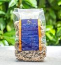 Cep mushroom and chestnut tagliatelle